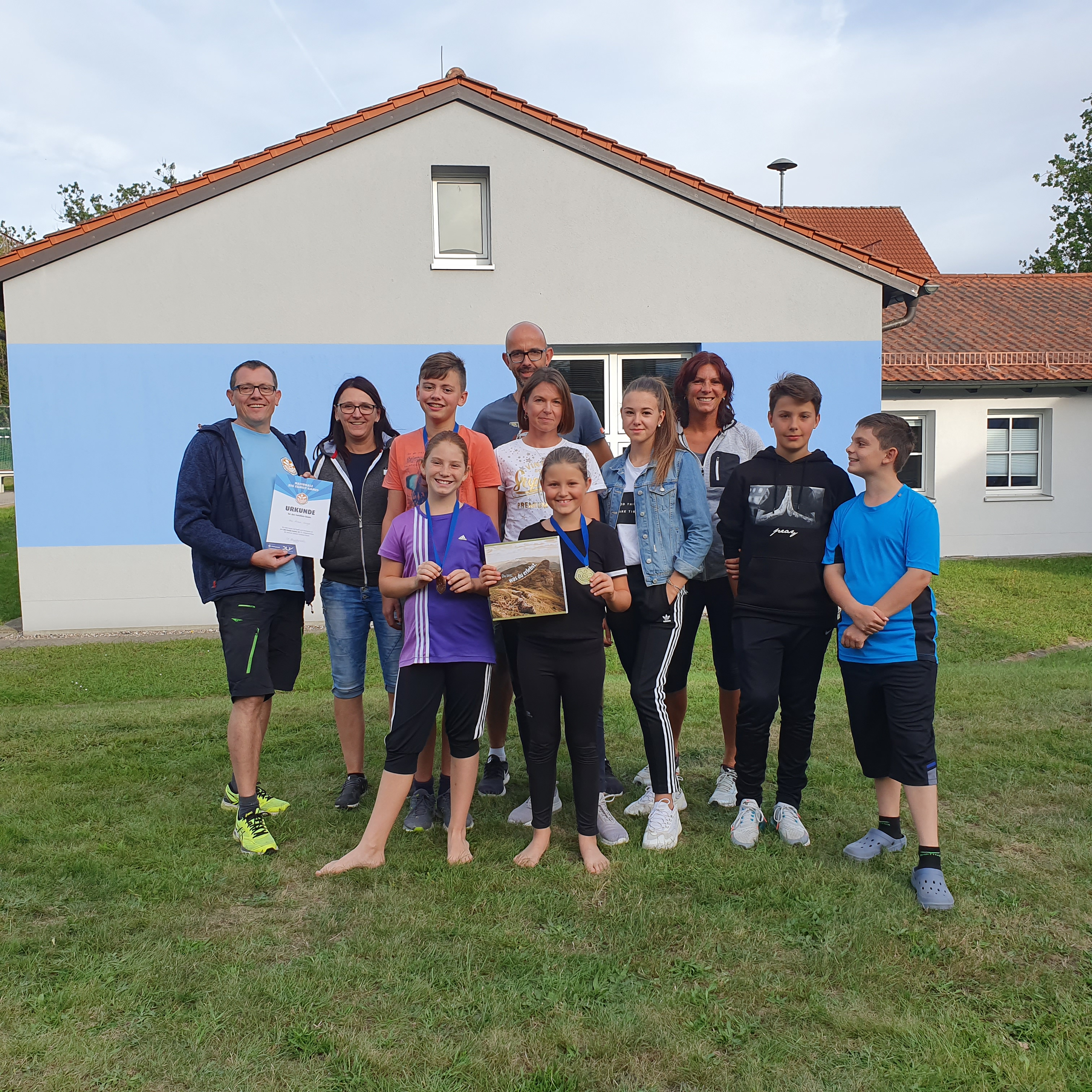 Sieger big family day