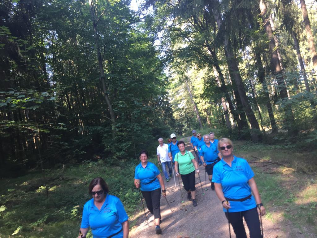 Nordic Walking Tour 2019