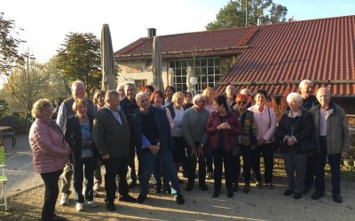 15 Jahre Nordic Walking