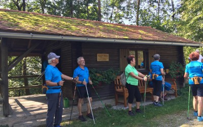 Nordic Walking Tour 2019