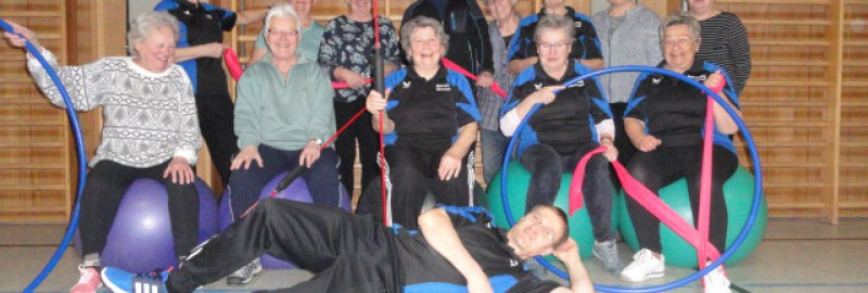 Gesundheitsgymnastik